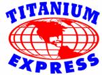 Titanium Express logo